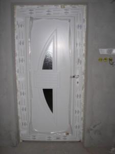 Műanyag belső ajtó