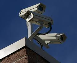 A biztonsági kamera mindent felvesz