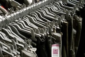 A turkált ruhák olcsók