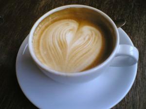 Ízletes kávé