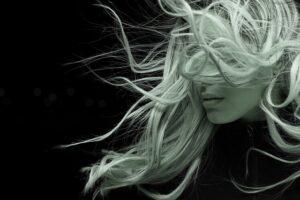 Kímélő hajfesték
