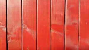 Kültéri fafesték